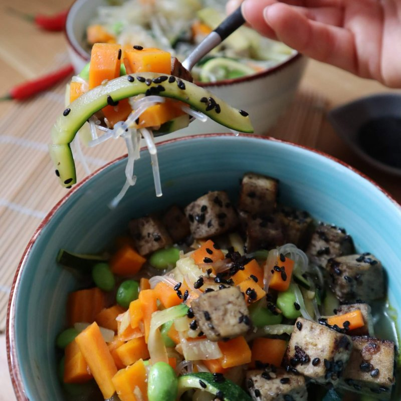 Möhreneintopf mit Tofu (18)
